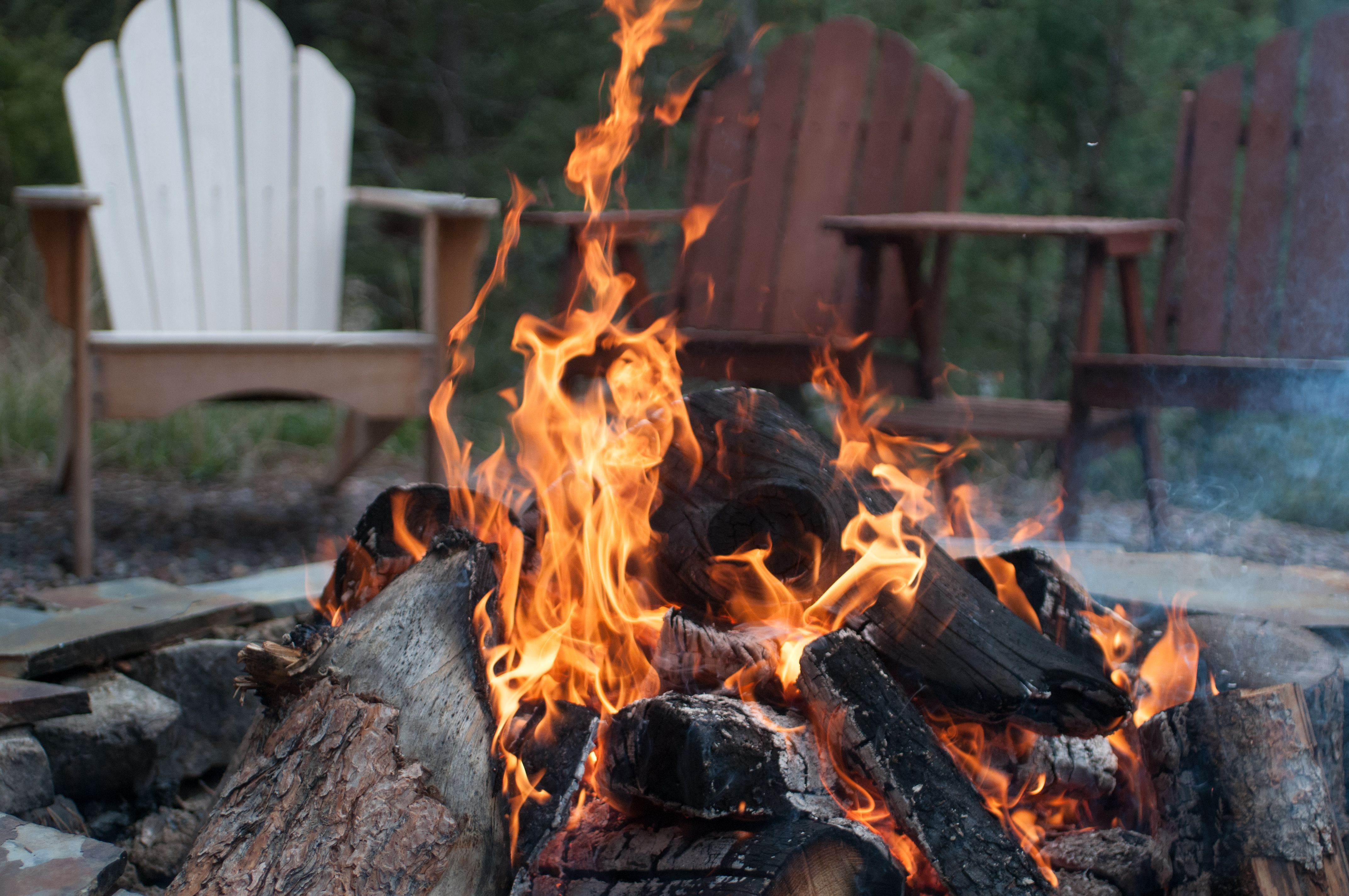 It Only Takes A Spark Fire Pit And Campfire Safety